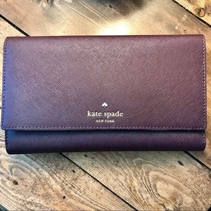 NWOT! Kate Spade Wallet